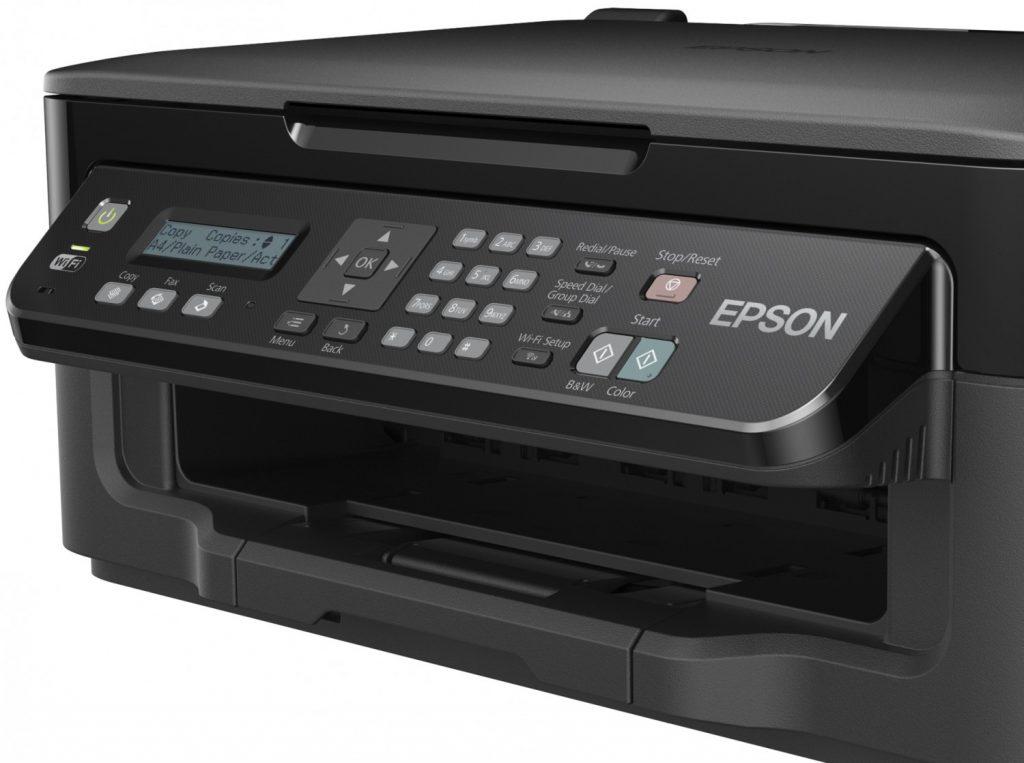 Epson WF 2510