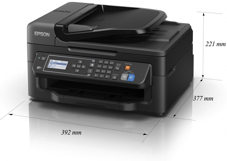 Impresora Epson Workforce 2630WF
