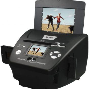 Escáner de fotos