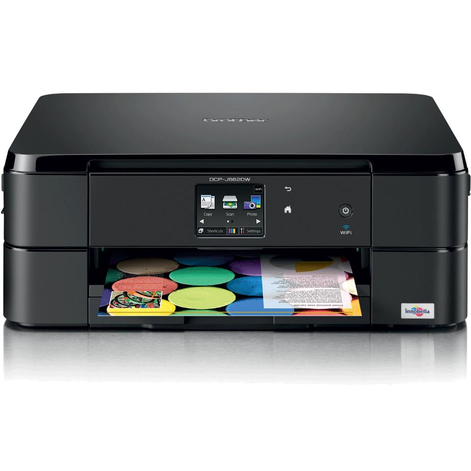 Impresora Brother DCP-J562 DW
